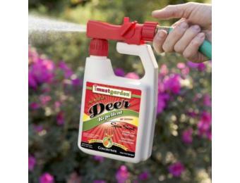 Deer Repellent Spray