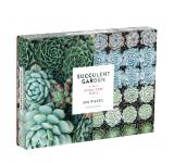 Succulent 2-Sided Puzzle