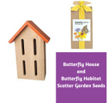 Butterfly House and Seeds